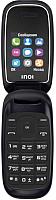 Мобильный телефон Inoi 108R (черный) -