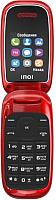 Мобильный телефон Inoi 108R (красный) -
