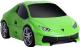 Чемодан на колесах Котофей 02012001-40 (зеленый) -