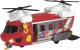 Вертолет игрушечный Dickie Спасательный двухвинтовой со светом и звуком / 203306009 -