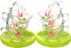 Набор для чая/кофе Luminarc Cordelia P6881 -