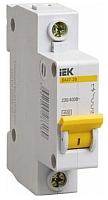 Выключатель автоматический IEK ВА 47-29 63А 1P 4.5кА С -