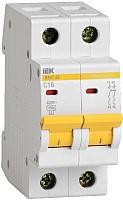 Выключатель автоматический IEK ВА 47-29 2Р 16А 4.5кА C -
