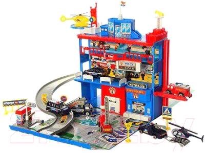 Паркинг Maya Toys Полицейская служба / 566-14