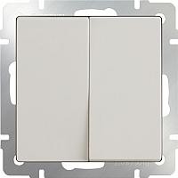 Выключатель Werkel WL03-SW-2G / a028886 (слоновая кость) -