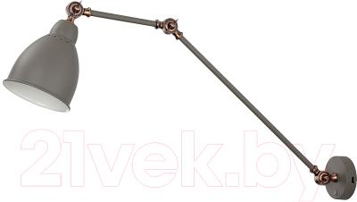 Бра Arte Lamp Braccio A2055AP-1GY