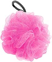 Мочалка для тела After Spa Bath and Shower Mesh Sponge Col 1 Pink -