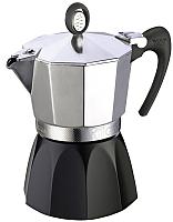 Гейзерная кофеварка G.A.T. Diva 101503 (черный) -