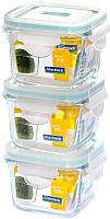 Набор контейнеров Glasslock GL-544 -