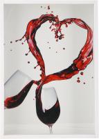 Копилка для пробок Grifeldecor Брызги вина / BZ182-3C252 -