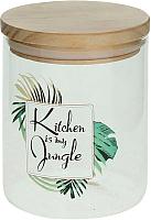 Емкость для хранения Tognana Dolce Casa Jungle (12.5см) -