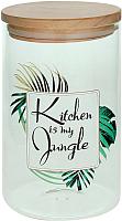 Емкость для хранения Tognana Dolce Casa Jungle (17см) -