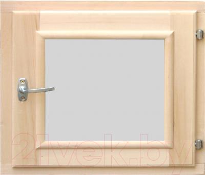 Окно для бани СаунаОпт 30x40