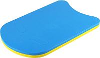 Доска для плавания Sabriasport 818002 (желтый/синий) -