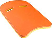 Доска для плавания Sabriasport 818002 (желтый/оранжевый) -