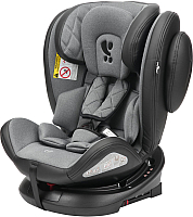Автокресло Lorelli Aviator Isofix Black Dark Grey / 10071301902 -