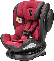 Автокресло Lorelli Aviator Isofix Black Red / 10071301903 -