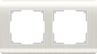Рамка для выключателя Werkel WL12-Frame-02 / a040876 (перламутровый) -