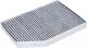 Салонный фильтр Hengst E4980LC (угольный) -