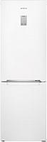 Холодильник с морозильником Samsung RB33J3400WW/WT -