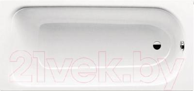 Ванна стальная Kaldewei Saniform Plus 371-1 170x73 (easy-clean) - общий вид