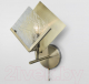 Бра Евросвет Rombo 60110/1 (античная бронза) -