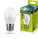 Лампа Ergolux LED-G45-7W-E27-3K / 12143 -