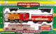 Железная дорога детская Играем вместе Красная стрела / A144-H06049-R2 -