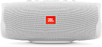 Портативная колонка JBL Charge 4 (белый) -