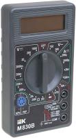 Мультиметр цифровой IEK Universal M830B / TMD-2B-830 -