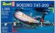 Сборная модель Revell Пассажирский самолет Boeing 747-200 Air Canada 1:390 / 04210 -