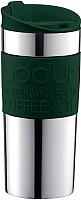 Термокружка Bodum Travel / 11068-946B-Y17 (темно-зеленый) -