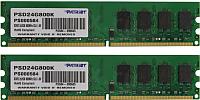 Оперативная память DDR2 Patriot PSD24G800K -