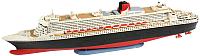 Сборная модель Revell Океанский лайнер Queen Mary 2 1:1200 / 05808 -