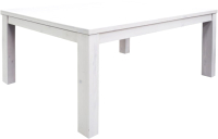 Обеденный стол Dipriz Мэдисон Д.4181.1 (белый воск) -