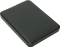 Внешний жесткий диск Western Digital Elements Portable 1TB (WDBMTM0010BBK-EEUE) (черный) -