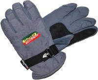 Перчатки лыжные No Brand G43 (серый) -