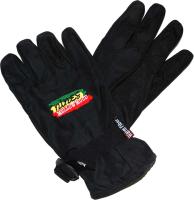 Перчатки лыжные No Brand G43 (черный) -