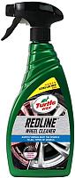 Очиститель дисков Turtle Wax Wax Redline Wheel Cleaner RU / 52885 (500мл) -