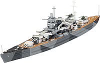Сборная модель Revell Немецкий линкор Шарнхорст 1:1200 / 65136 -