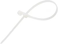 Стяжка для кабеля Rexant 07-0154 (100шт, белый) -