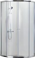 Душевой уголок Bravat Drop 80x100 / BS1080.1200AR -