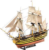 Сборная модель Revell Трафальгарское сраж. с кораблем Адмирала Нельсона 1:225 / 05767 -