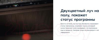 Посудомоечная машина Electrolux EEZ969300L