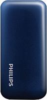 Мобильный телефон Philips Xenium E255 (синий) -