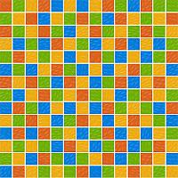 Мозаика Керамин Фреско 3 (300x300) -