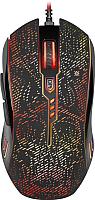 Мышь Defender OverLord GM-890 / 52890 (черный) -