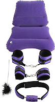 БДСМ-набор Pipedream Purple Pleasure Bondage Set / 21248 -