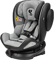 Автокресло Lorelli Aviator Isofix Black Light Grey / 10071301901 -