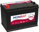 Автомобильный аккумулятор Monbat Deep Cycle R+ / E89G31XD3 1 (110/90 А/ч) -